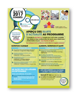 conference program cns scn canadian nutrition society